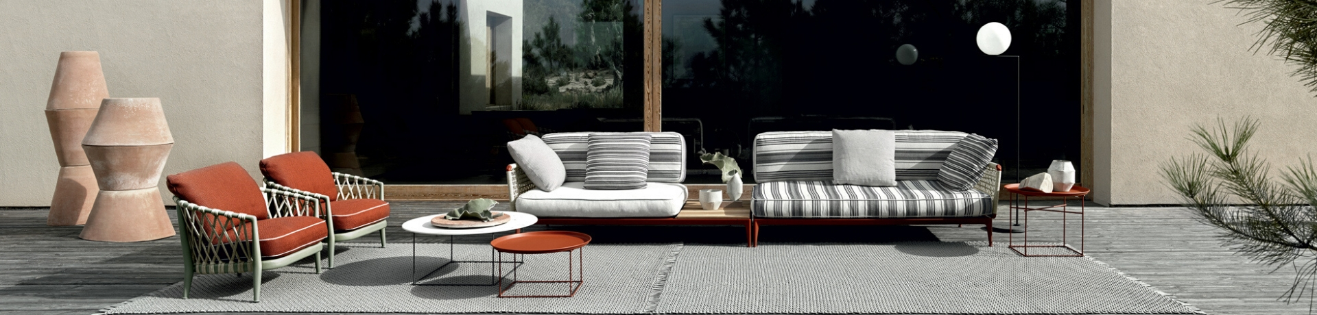 B&B Italia outdoor meubelen outdoor living outdoor meubilair outdoor design